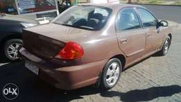 kia Spectra 1.6i for sale in driving condition.