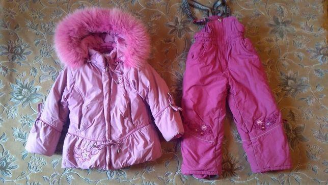 Зимний комбинезон, костюм на рост 104-110 Ивано-Франковск - изображение 1 85599e70841