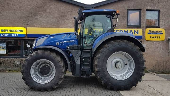 New Holland T7.315 - 2018