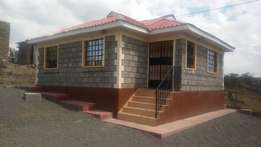 Two bedroom bungalow for sale in Kiserian