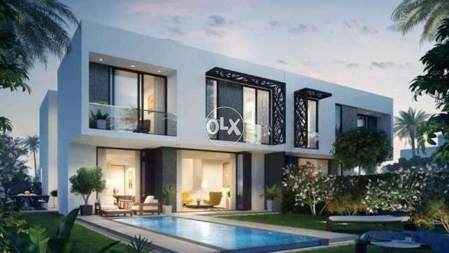 Apartment 166m for sale in Badya Palm Hills October