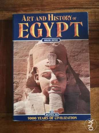 Art and History of Egypt: 5000 years of Civilisation