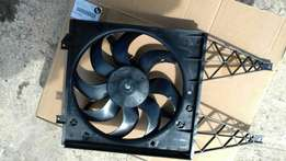 Autoworx zn now has polo 6 radiator cooler fan for sale
