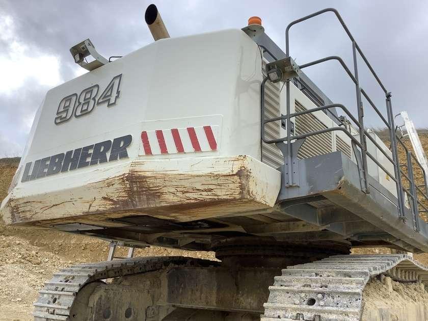 Liebherr R984C - 2011 - image 4