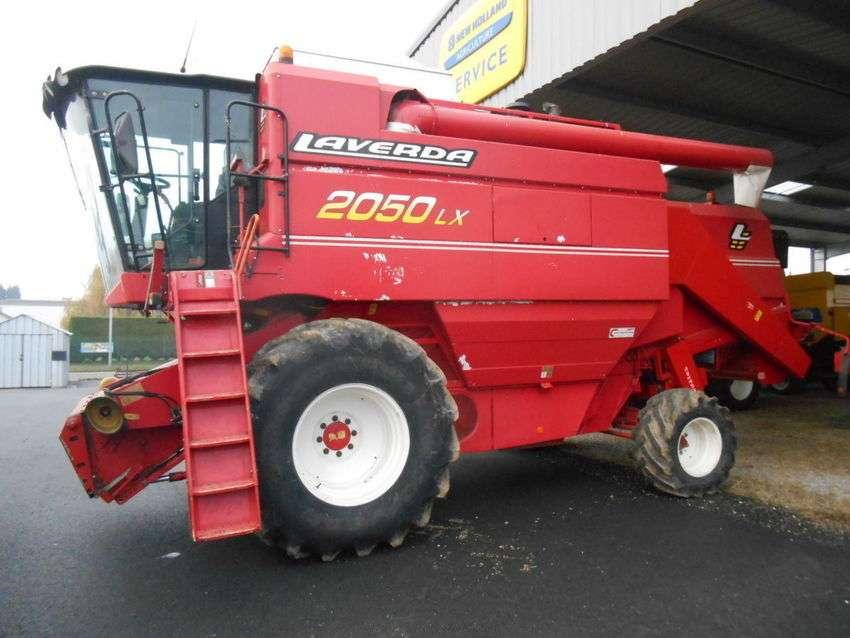 Laverda 2050lx - 2003