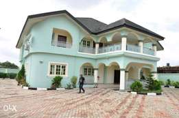 7 bedroom duplex for sale at etete benin city for 50million