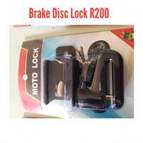 Antitheft Brake Disc Lock for sale for motorbike
