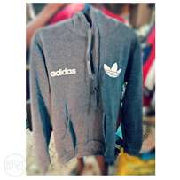 Adidas Hood sweater Arsh color