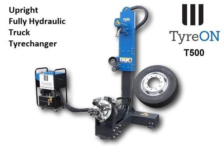 TyreOn T500 19 - 26 Inch Upright Truck Tyrechanger - 2019