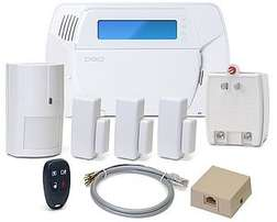 alarm system services