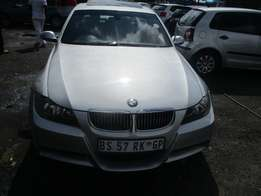 BMW 3,2 2008 Model,5 Doors factory A/C And C/D Player