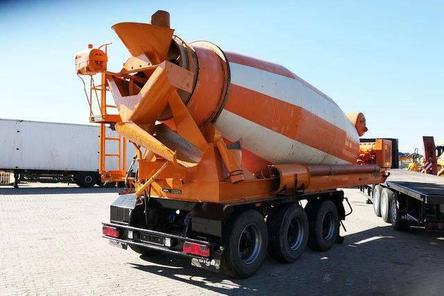 BPW betonmisch aufl karrena 10m³  luft - 2002 - image 3