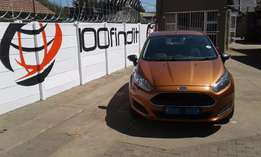 2016 Ford Fiesta 1.4 Ambiente Manual