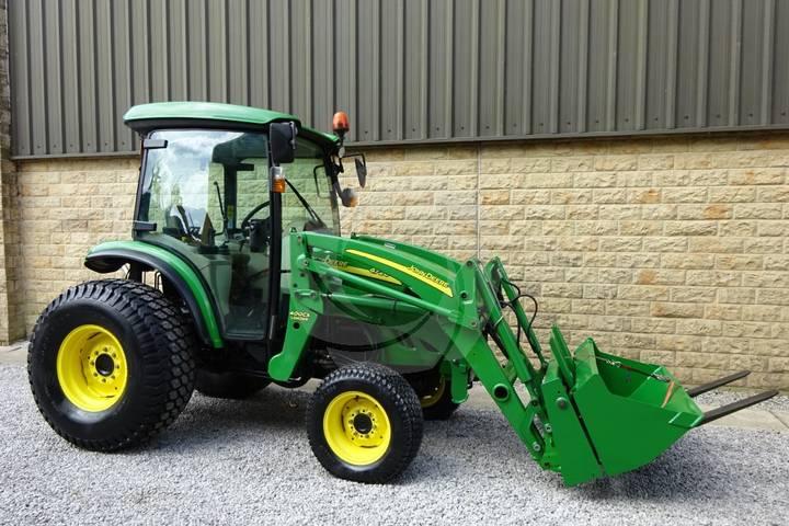 John Deere 4720 Tractor - 2006