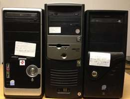 MUST GO SPECIAL Celeron PC Desktops for R200