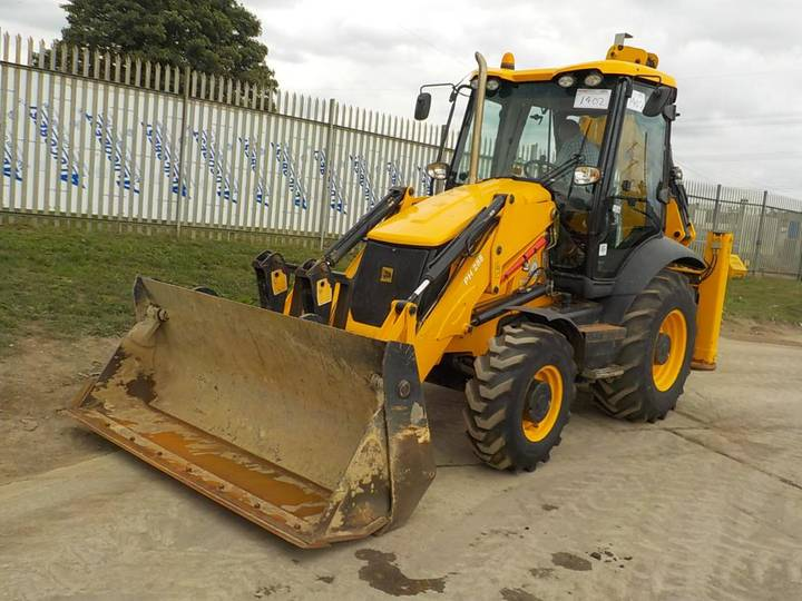 JCB 3CX P21 ECO Turbo - 2014