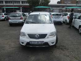Nissan Np200 1.6 2012 Model,5 Doors factory A/C And C/D Player