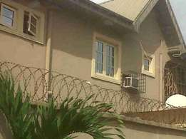 Perfect Executive Luxury 3bed Rooms Flat at Ajao Estate Isolo