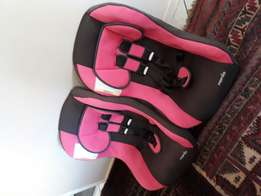 Baby Car Seats x 2 (R400 for both)
