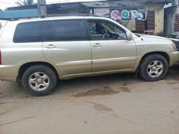 2003 Highlander Fully Automatic
