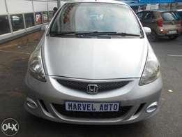 2007 Automatic Honda Jazz Comfortline 1.5 For R80000
