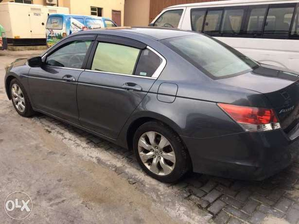 Foreign used Honda Accord, 2008 model. Lagos Mainland - image 2