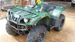Yamaha Grizzly 2013 4wd