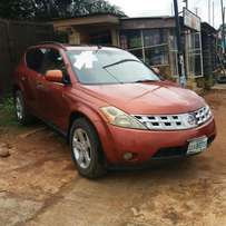 Registered Nissan Murano SL AWD (Firs Body) - 2003