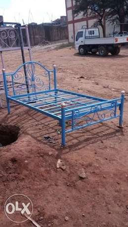 Strong full Metallic bed. Kasarani - image 1