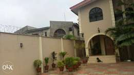 5bedrooms duplex at Akute . C of O