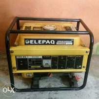 a few months old used generator for sale