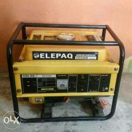 a few months old used generator for sale Coker - image 1