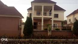 4bedroom detached duplex with BQ for sale in gwarinpa