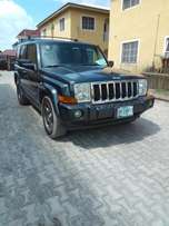Jeep Cherokee Commander