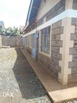 Two bedroom own compound house for rent in Thika Ngoingwa