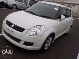 Suzuki swift newly imported 2010