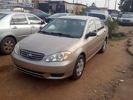 Toyota Corolla (2004)-foreign used