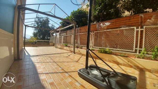 Ballouneh 170m2 - 90m2 terrace - fully furnished - luxury - catch - بلونة -  2