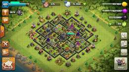 Town Hall 9 (Not rushed base)