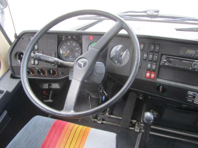 Mercedes-Benz O 303 11 R sehr schöner Zustand Fahrschule - 1991 - image 12
