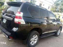 2014 Toyota prado.not upgraded.car is perfect