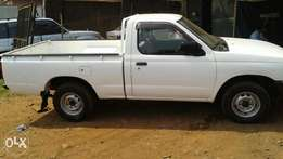 Nissan pick up petroleum engine