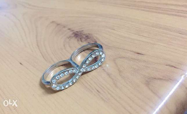 infinity double ring