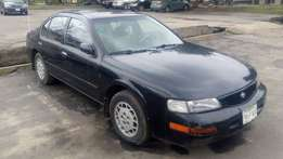 Nissan maxima 1998 model for fast sell