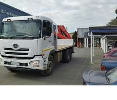 2009 NISSAN UD460 for sale