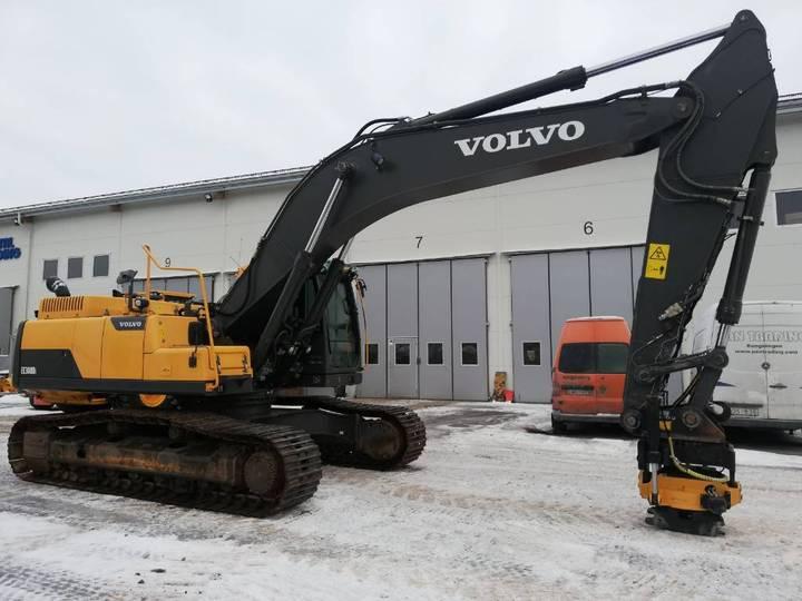 Volvo Ec300dl - 2012