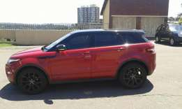 Selling this sexy evoque