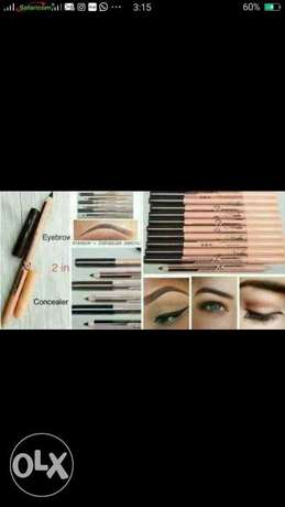 2 in 1 eyebrow concealer and pencil Nairobi CBD - image 3