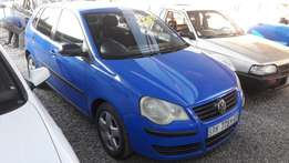 2005 VW Polo 1.4 Trendline in good condition for sale.