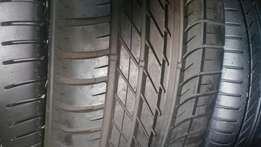 255/50 R19 tyre like new. 19 inch good year tyre for sale
